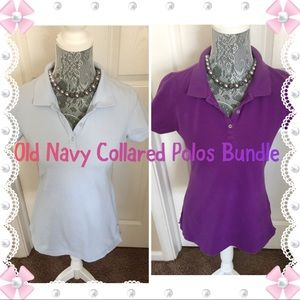 🌸Just Listed🌸 Cute Old Navy Collared Polos